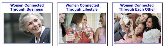 American Airlines' Women's Page